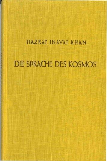 DIE SPRACHE DES KOSMOS - International Sufi Movement USA