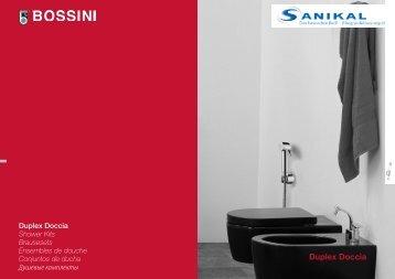 Catalogo Bossini - Sanikal.eu