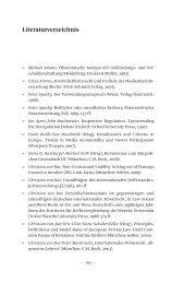 Literaturverzeichnis - Jan Sramek Verlag