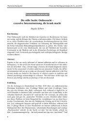Leseprobe S. 6-7 - Deutscher Psychologen Verlag