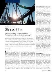 Sie sucht ihn - Deutsche Beteiligungs AG