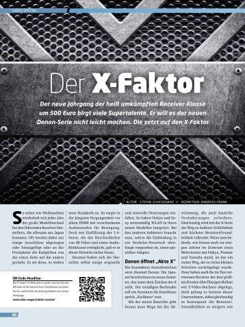 Der X-Faktor - EXCELIA HIFI