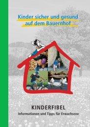 Kinder sicher und gesund auf dem Bauernhof Kinder sicher ... - SVLFG