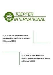 STATISTISCHE INFORMATIONEN zum Getreide- und ...