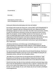 Pressemitteilung zum archecup 2012 - Wirtschaftlicher Verband ...