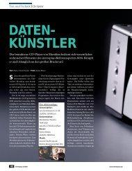 DATEN- KÜNSTLER - meridian-audio[.info]