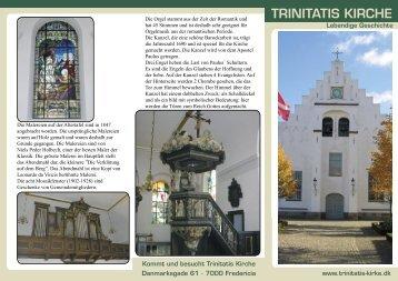 M65 Historie tysk - Trinitatis kirke