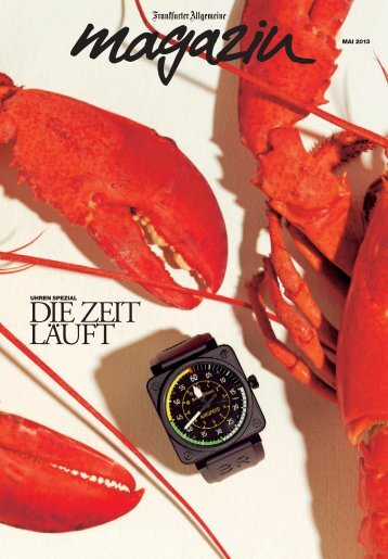 DIE ZEIT LAUFT - FAZ.net