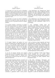 Art. 23 bereichsübergreifender Kollektivvertrag vom 12.02.2008