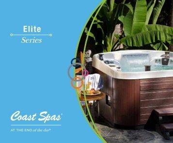 Elite Curve Series - by Coast Spas - Tapis