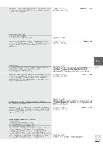 Juni 2012 (927,0kb) - Kirchen & Gemeinde-Kalender
