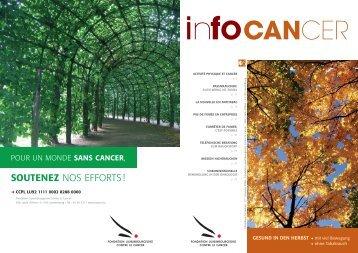 Télécharger - Fondation Cancer