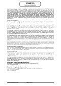FXMP 25 - Control Techniques B.V. - Page 4