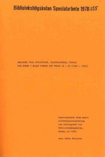 1978 nr 155.pdf - BADA - Högskolan i Borås