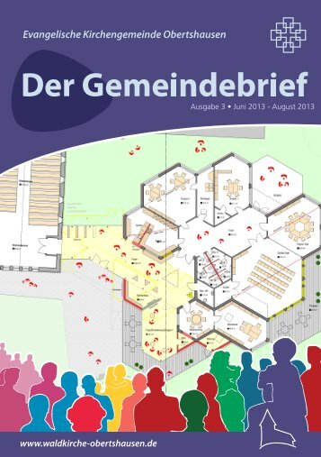 Gemeindebrief 03/2013 - Waldkirche Obertshausen
