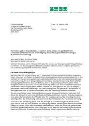 Verordnung über Koexistenzmassnahmen beim Anbau von ...