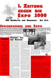 Anti-Expo-Zeitung Nr. 1 (PDF, lesbar mit Acrobat ... - Projektwerkstatt