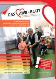 Download AWO-Blatt Ausgabe 3 - Juli 2013 - Herzlich Willkommen ...