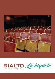 RIALTO Lichtspiele Pressemappe herunterladen