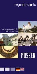 MUSEEN - Herzlich Willkommen in Ingolstadt