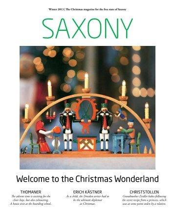 Welcome to the Christmas Wonderland