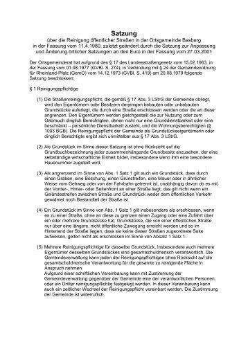 Straßenreinigungssatzung Basberg.pdf