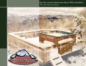 8 - Arctic Spas ® Deutschland