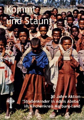 Kommt und staunt - Straßenkinder in Addis Abeba
