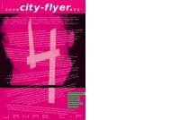 Ausgabe 10/01 - City-Flyer