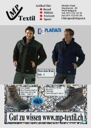Fleece-Jacke Brook Seite 4 - MP Textil