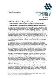 065-2012 BGWT 2012.pdf - Zentralverband Deutsches Baugewerbe