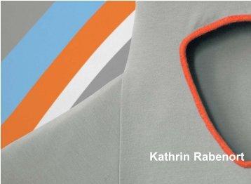 Katalog Kathrin Rabenort
