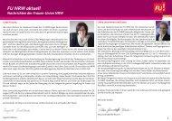 Newsletter 2-2011 - Frauen-Union der CDU-NRW