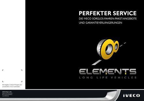 PErfEktEr SErVICE - Iveco