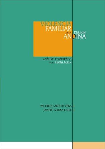 Violencia Familiar en la Región Andina