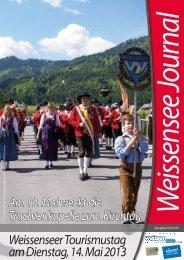 Ausgabe 04/2013 - Weissensee