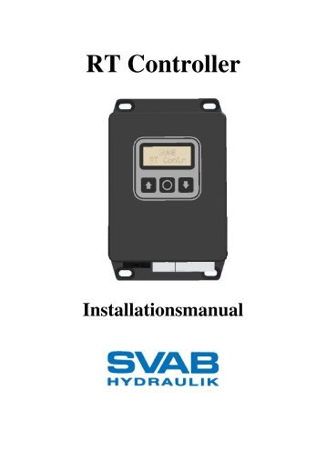 RT Controller - SMP Parts GmbH