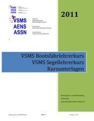 Handbuch Bootsfahrlehrer Methodik 2011.pdf - segel-und ...
