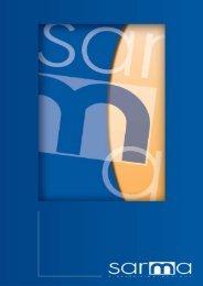 SARMA catalogo A4.indd - Sarma - Minuterie Metalliche