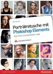 Porträtretusche mit Photoshop Elements (Inhaltsverzeichnis)