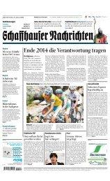 Ende 2014 die Verantwortung tragen - Burgenverein Graubünden