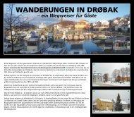 Rundgang 1: WANDERUNGEN IN DRØBAK - Verneforeningen ...
