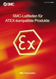 SMC-Leitfaden für ATEX-kompatible Produkte SMC-Leitfaden für ...