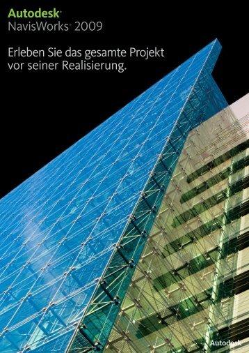 Autodesk® NavisWorks® 2009 Erleben Sie das ... - VenturisIT GmbH