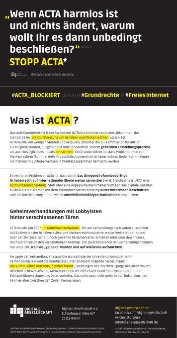 als PDF - Digitale Gesellschaft