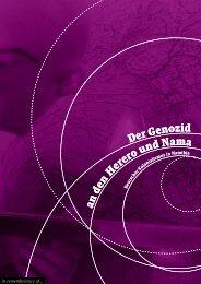 Der Genozid an den Herero und Nama - Autonome Neuköllner Antifa