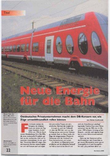Neue Energie - Heike Lischewski
