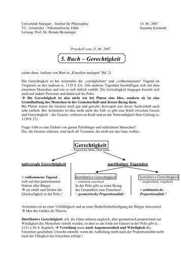 Universität Stuttgart – Institut für Philosophie - Humboldt ...