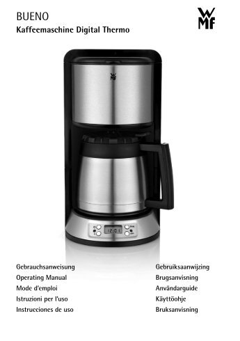 Kaffeemaschine Digital Thermo - WMF