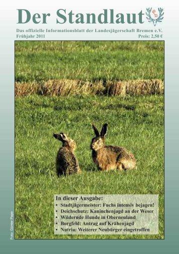 Der Standlaut - thomas-duerr-bremen.de